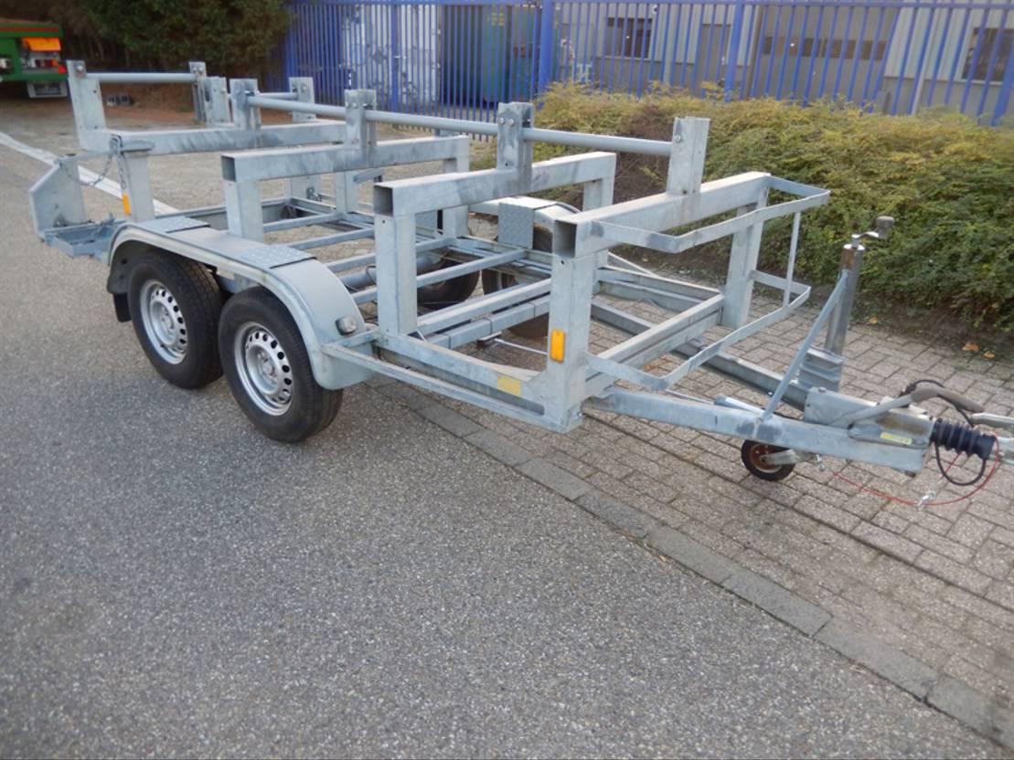 overige aanhangwagen Diversen wegvast Haspelwagen T.b.v. 1 x 40, 2 x 50, 1 x 60, 1 x 70 1994