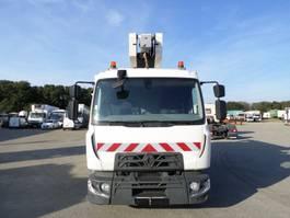 autohoogwerker vrachtwagen Renault D 12 LOW P4x2 240E6 2016