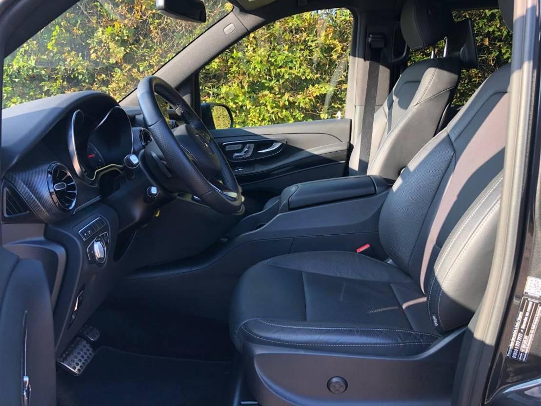stationwagen Mercedes-Benz V300 Avantgarde AMG XL 8 persoons 2020