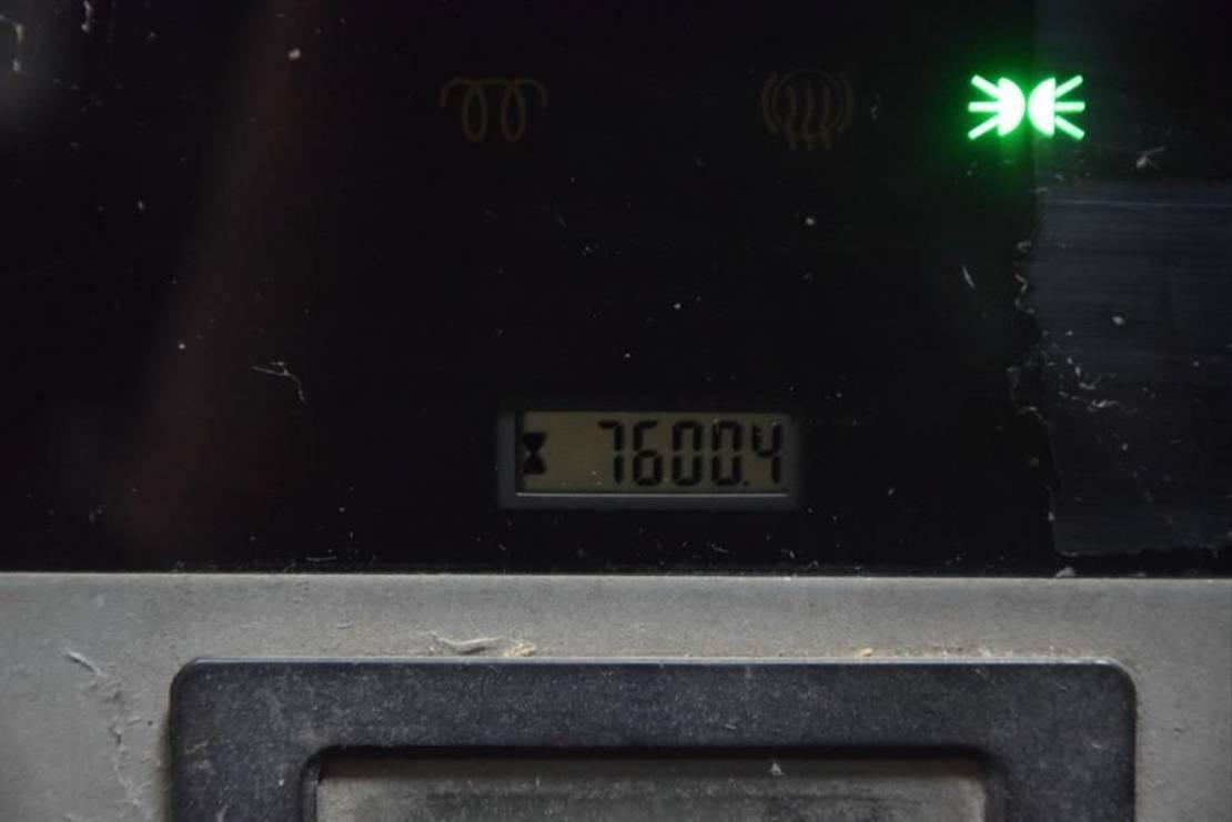 vorkheftruck Doosan D90S-5 2008