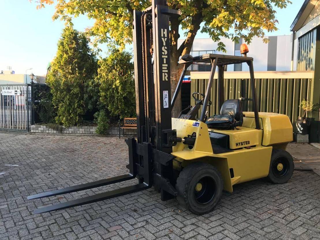 vorkheftruck Hyster H 4.00 XLS-6 1997