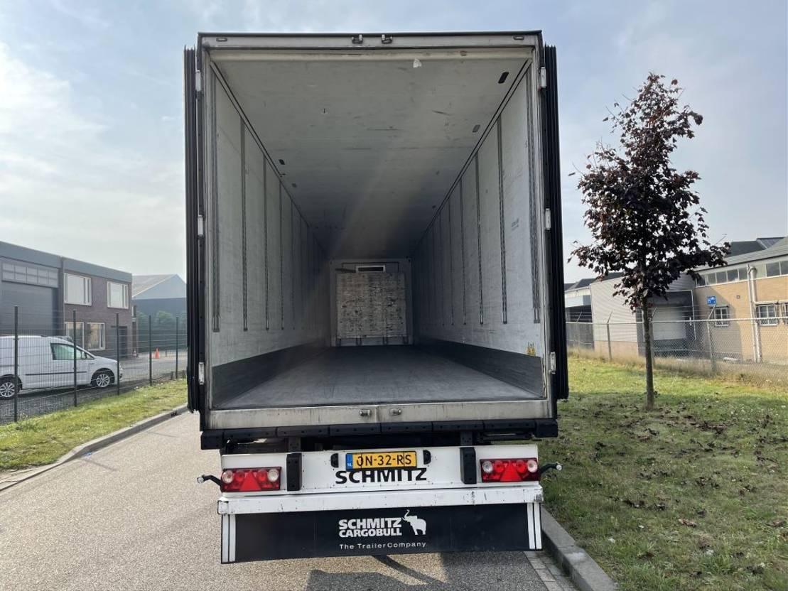 koel-vries oplegger Schmitz Cargobull Sko 24 flowertrailer 2014 !!! 2014