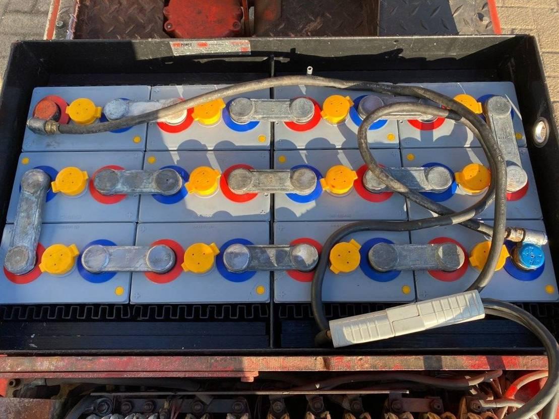 vorkheftruck Linde E10 E10 1 ton Duplex Elektra Heftruck Compact model