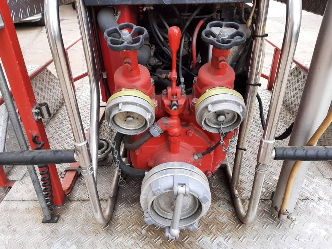 overige aanhangwagen Diversen brandweer  spuit  aanhanger 1998