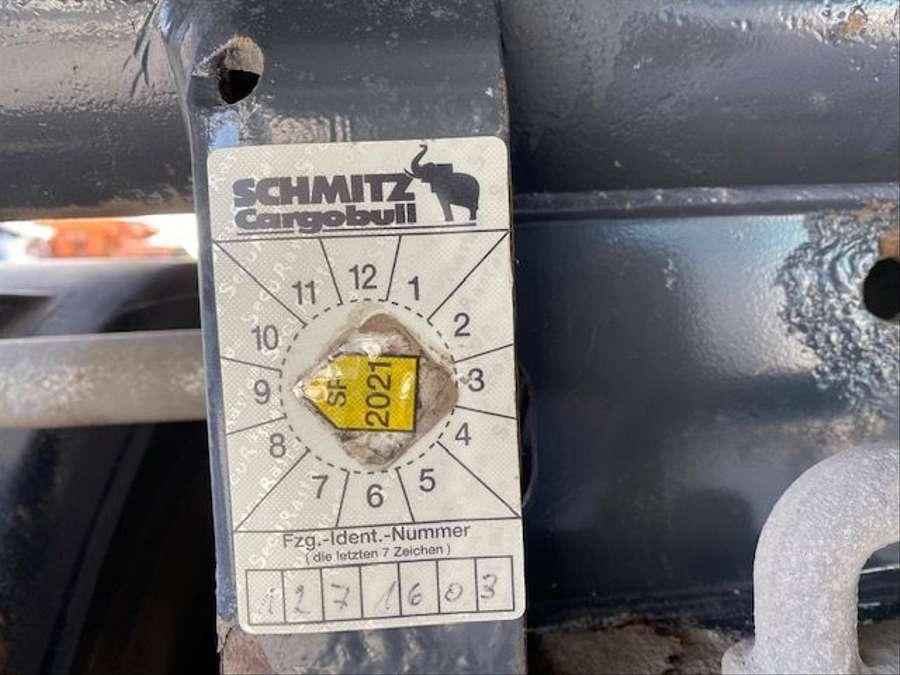Schmitz Cargobull - 43m³ kubikmeter 24