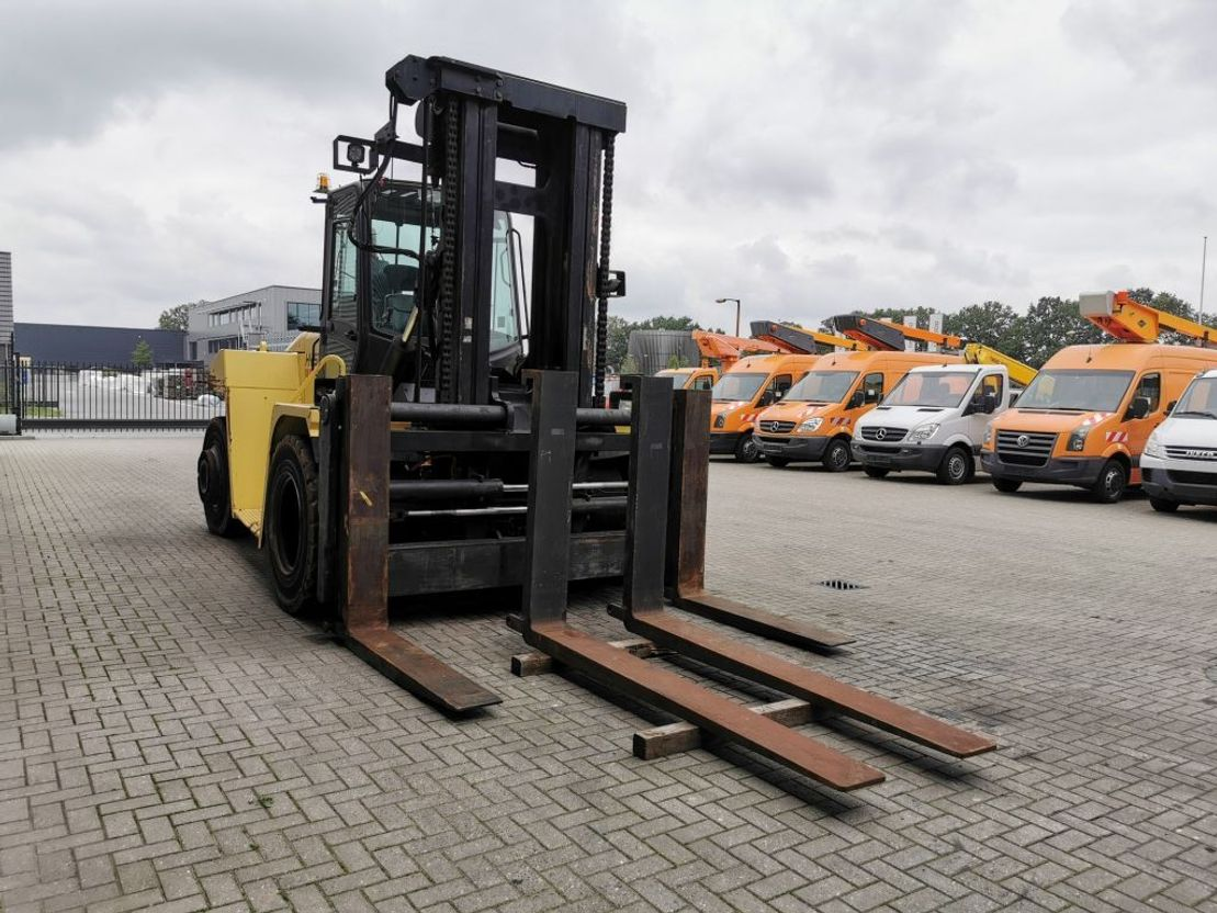 vorkheftruck Hyster H18.00 XMS-12 18 Ton Capacity! 2008