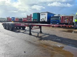 container chassis oplegger Latre OC38/96RE Container chassis 40ft. / 20ft. 1999