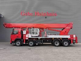autohoogwerker vrachtwagen Volvo FM 400 8x2 Euro 5 - Wumag Palfinger WT 530 - 53 meter! 2009