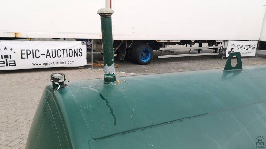 leger vrachtwagen Diversen Steenbergen
