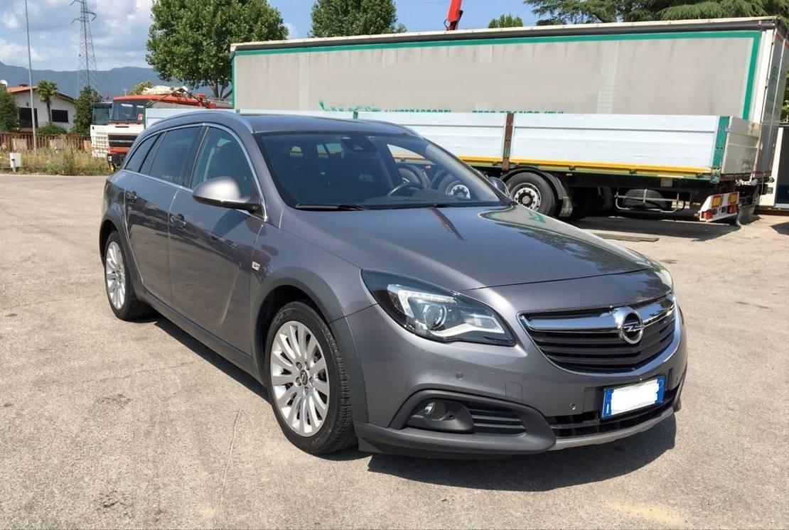 stationwagen Opel Insignia 2.0 CDTI 170CV Sports Tourer Station Wagon 2016