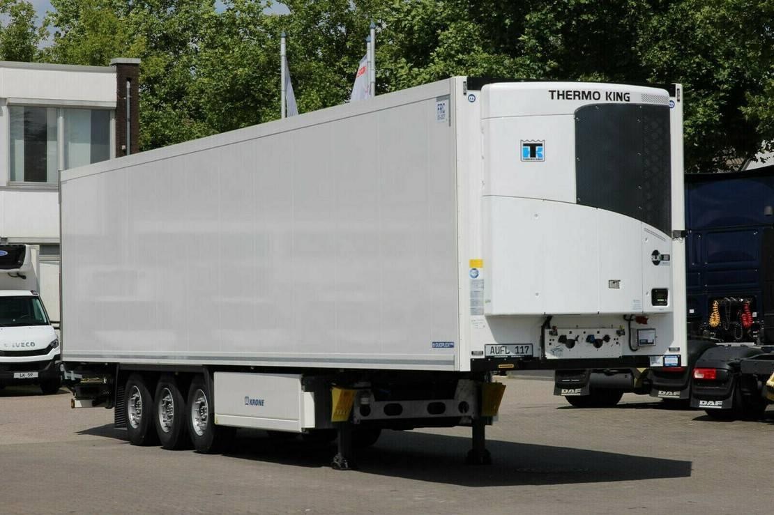 koel-vries oplegger Krone TK SLXi 300/4 Jahre FullService/DS/BB/FRC/Strom