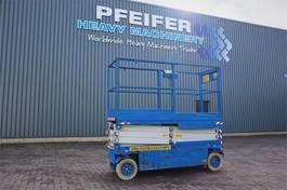 schaarhoogwerker wiel SKYWORKER 600 Electric, 4x2x4 Drive, 8.10m Working 1998