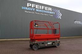 schaarhoogwerker wiel Haulotte COMPACT 8 Electric, 8.2m Working Height, Non Marki 2006