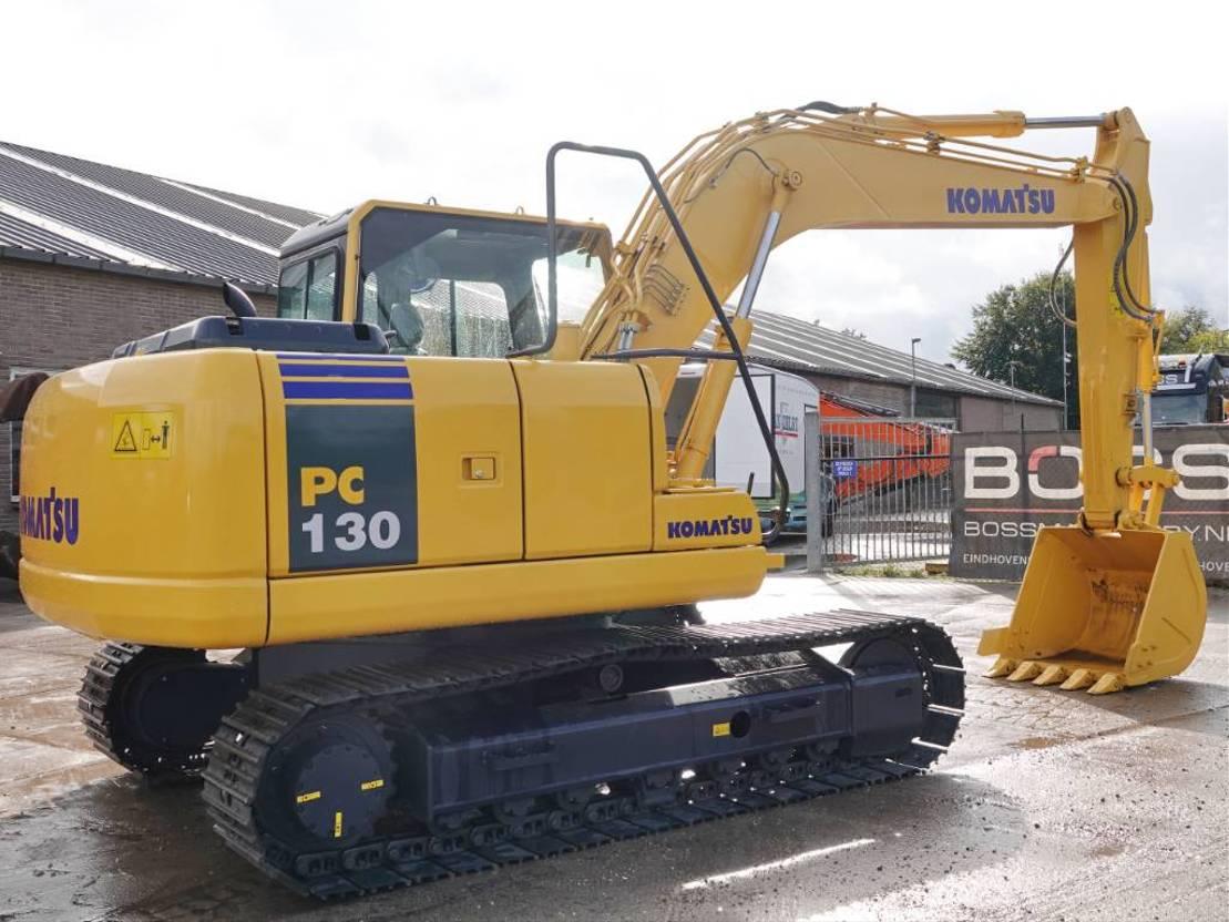 rupsgraafmachine Komatsu PC130 - New / Unused / Hammer Lines 2021