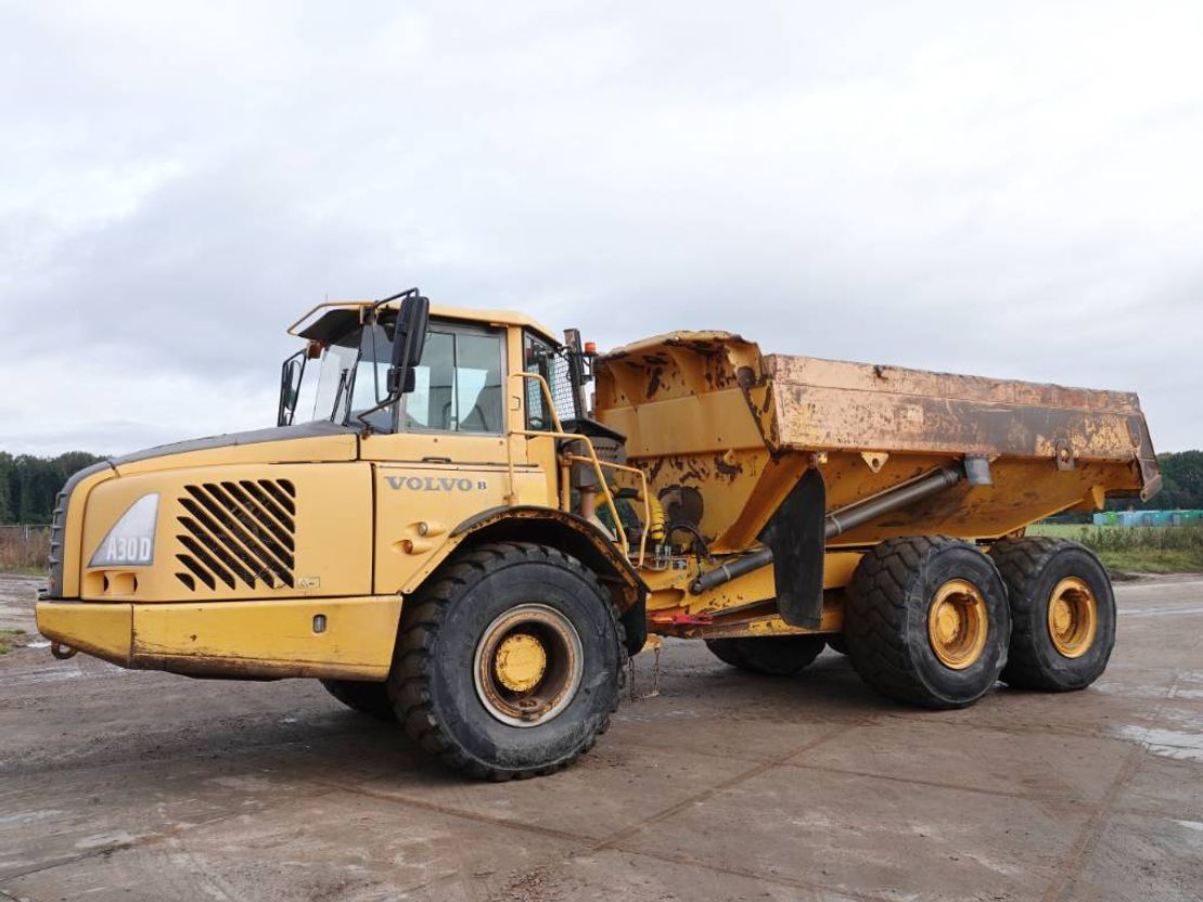 knikdumper Volvo A30D - Good Working Condition / CE Certified 2003