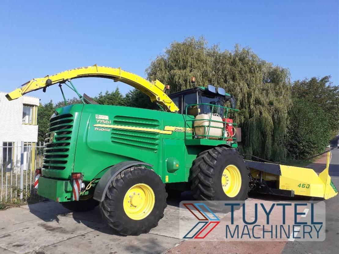 overige oogstmachines John Deere 7750 i ProDrive + kemper 180-460-JD-78 + 630 grass 2009