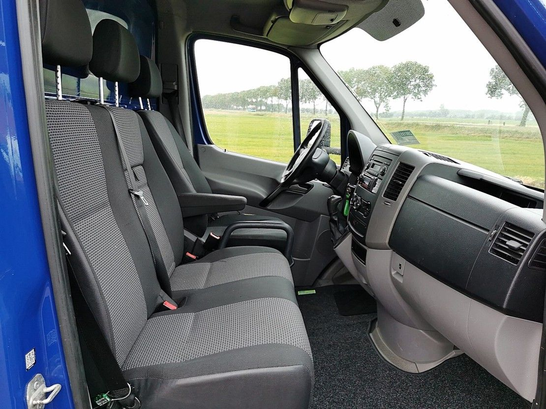 gesloten bestelwagen Mercedes-Benz 516 CDI ac automaat! 2013
