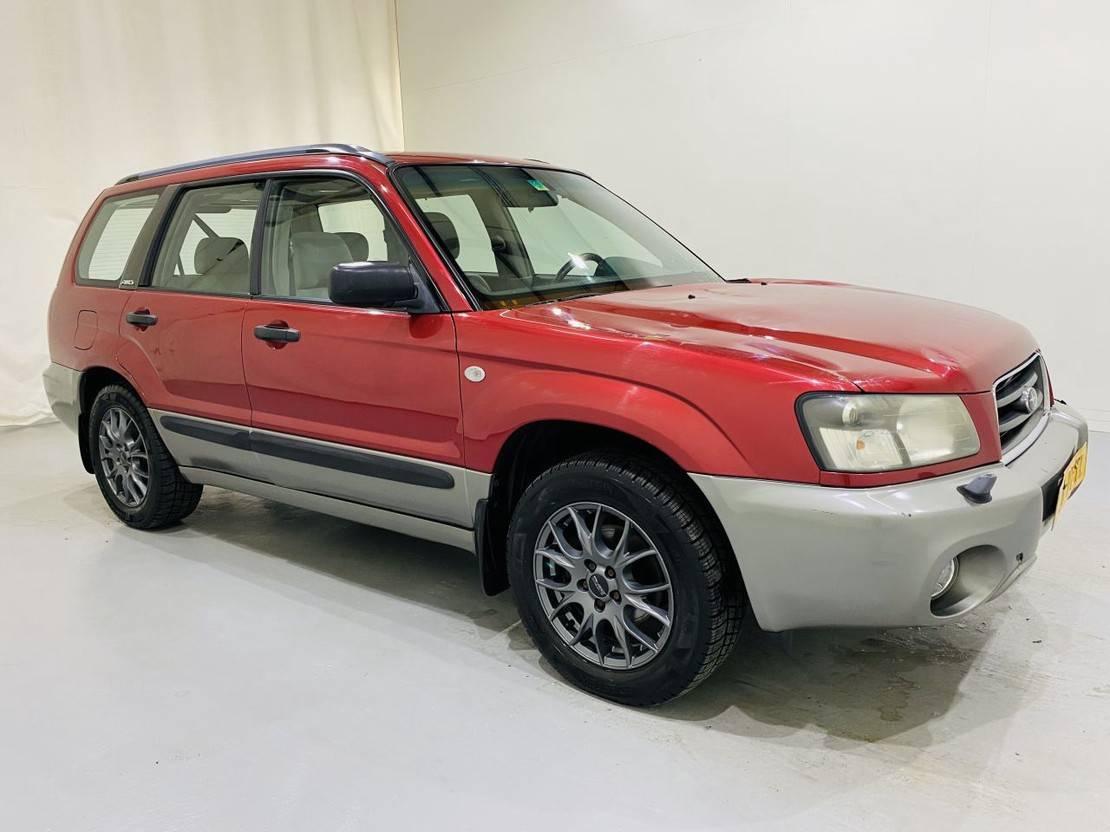 stationwagen Subaru 2.0 AWD X Clima Nap APK 2004