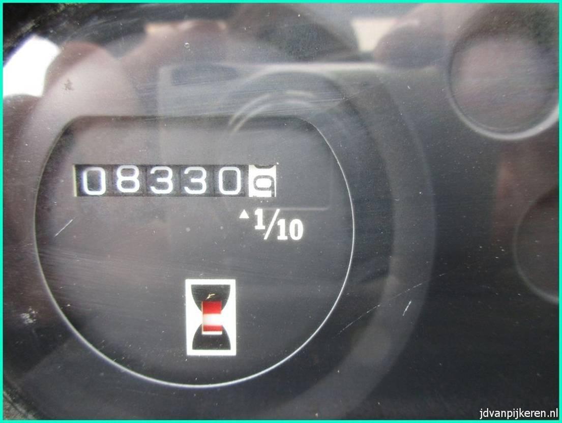 vorkheftruck Toyota 5FD60 6t diesel + sideshift 2005 8330uur 2005