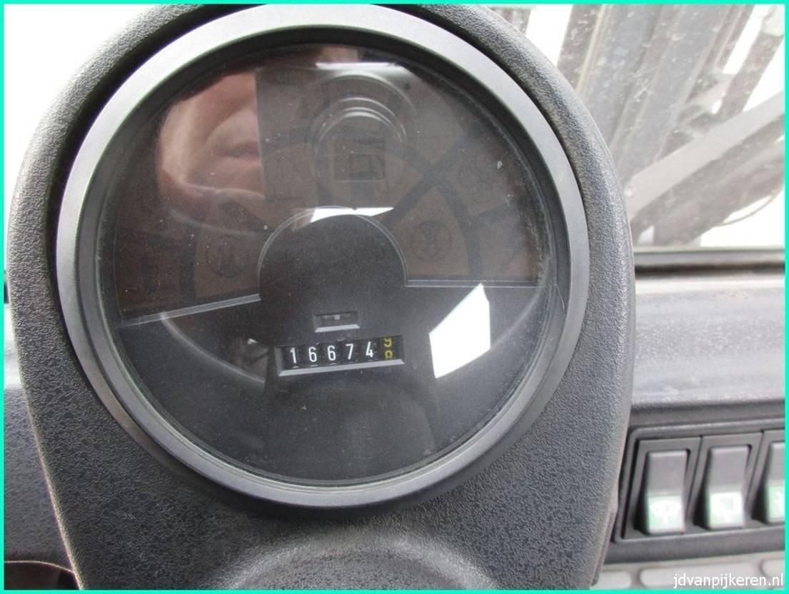 vorkheftruck Linde H30T-03 3t Perkins LPG triplex4.3m + sideshift 2002