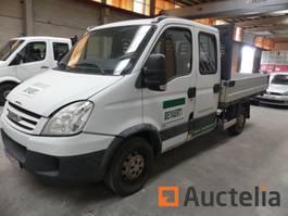 platform bedrijfswagen Iveco Dailly 35S/D 2008