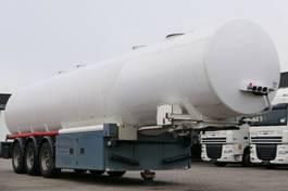 tankoplegger ROHR TAL 652 Treibstofftank ADR 4 Kammern Liftachse 2004