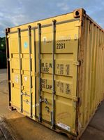 overige containers Vernooy zeecontainer 136526