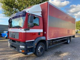 bakwagen vrachtwagen MAN TGM 18 EURO 4 2009