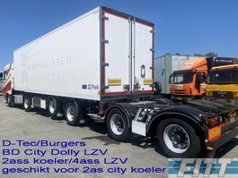 koel-vries oplegger D-Tec CTD-40-04DB - DTec-Burgers BD CIty Dolly LZV koel/vries oplegger 2009