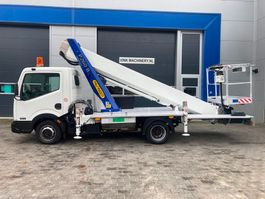 autohoogwerker vrachtwagen Palfinger PB 260 2013