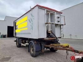 gesloten opbouw aanhanger Trax Aanhangwagen 2005