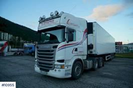 standaard trekker Scania R480 6x2 2013