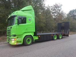 oprij vrachtwagen Scania r 560