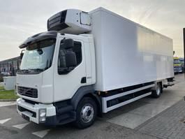 koelwagen vrachtwagen Volvo FL 240 4X2 EURO 5 + CARRIER SUPRA 750 + ZEPRO LAADKLEP 2011