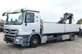 platform vrachtwagen Mercedes-Benz Actros 1832 L 2009
