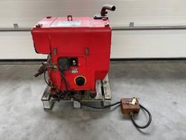 industriële motor Hatz 2L41C 30 PK 2 cilinder Silentpack Diesel motor