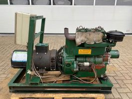 generator Lister TS3 16.5 kVA generatorset