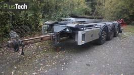 container chassis oplegger Istrail Krokhenger 2014