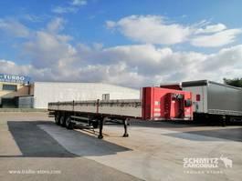 platte oplegger Schmitz Cargobull Semitrailer Πλατφόρμα Πρότυπο 2006