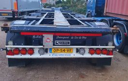 container chassis oplegger D-Tec PORTMASTER 2017