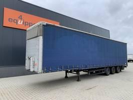 mega-volume oplegger Schmitz Cargobull Hubdach, SAF+Scheibebremsen, Galvanisiert, XL-sheets, NL-trailer 2008