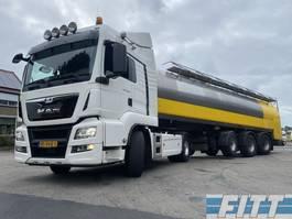 tankoplegger Lako T 344-RMO 34.500 Liter tank ICM MAN 2016 TGS 18.400 2009