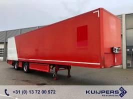 gesloten opbouw oplegger Renders 2 as Gestuurd X-steering / Box / Laadklep 2012