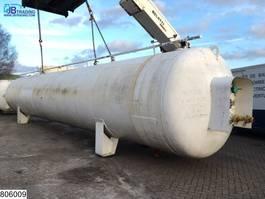 tankcontainer Lefevre Gas 70509 liter Propane storage LPG / GPL Gas tank gaz