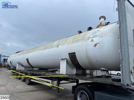 tankcontainer Csepeli Gas 63000 liter LPG GPL gas storage tank 1973