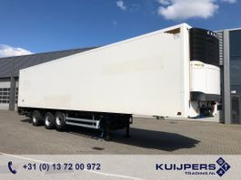 koel-vries oplegger Pacton Heiwo / 3 as BPW Drum Stuur + Liftas / IsoBox / Carrier Koeler / Laadkle... 2007
