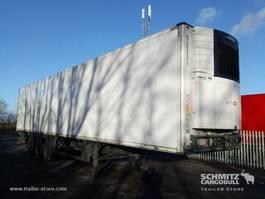 koel-vries oplegger Schmitz Cargobull Semitrailer Reefer Multitemp 2015