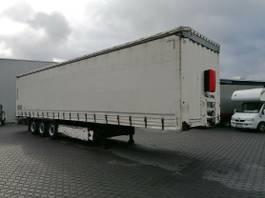 huifzeil oplegger Krone SD Tautliner- MB Achsen- Code XL-LIFT- JOLODA-PK 2012