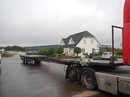 dieplader oplegger Kel-Berg Udtrækstrailer 1999