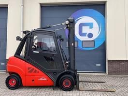 vorkheftruck Linde H25D-01 Heftruck - Gabelstapler- Forklift - 2012 - Airco - Side Shift 2012